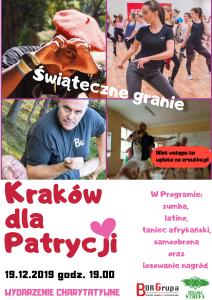 Kraków dla patrycji