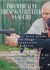 trening strzelecki