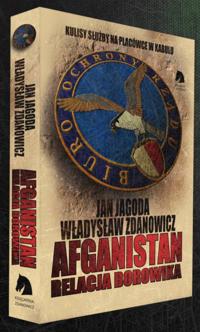 Afganistan Relacja Borowika ksiazka