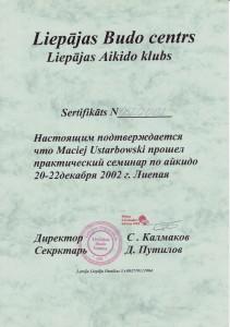szkolenie Łotwa