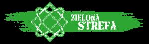 Zielona Strefa logo poziom